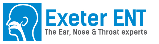 Exeter ENT - The ear, nose & throat experts header