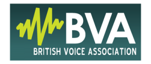 British Voice Association BVA Logo Exeter ENT