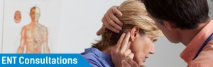 Exeter Ear, Nose & Throat Consultations Header