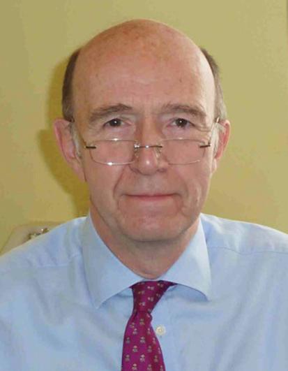 Richard Garth Consultant Otolaryngologist Exeter ENT